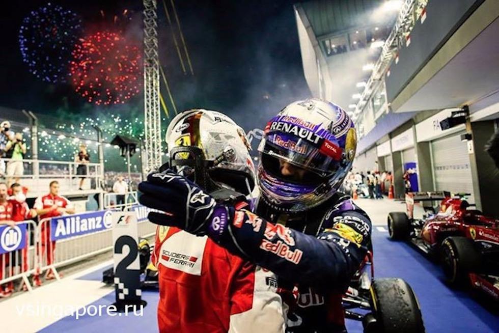 Формула-1 Сингапур 2015