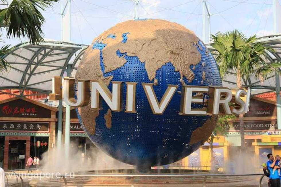 Отели и билеты в парк развлечений Юниверсал Сингапур