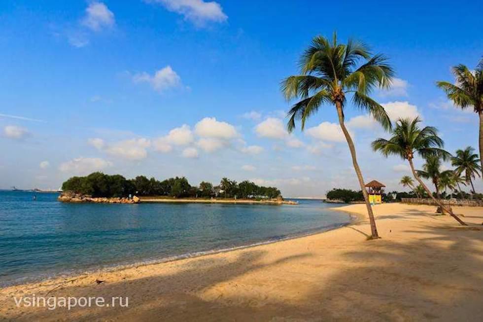Отдых на острове Сентоза Сингапур