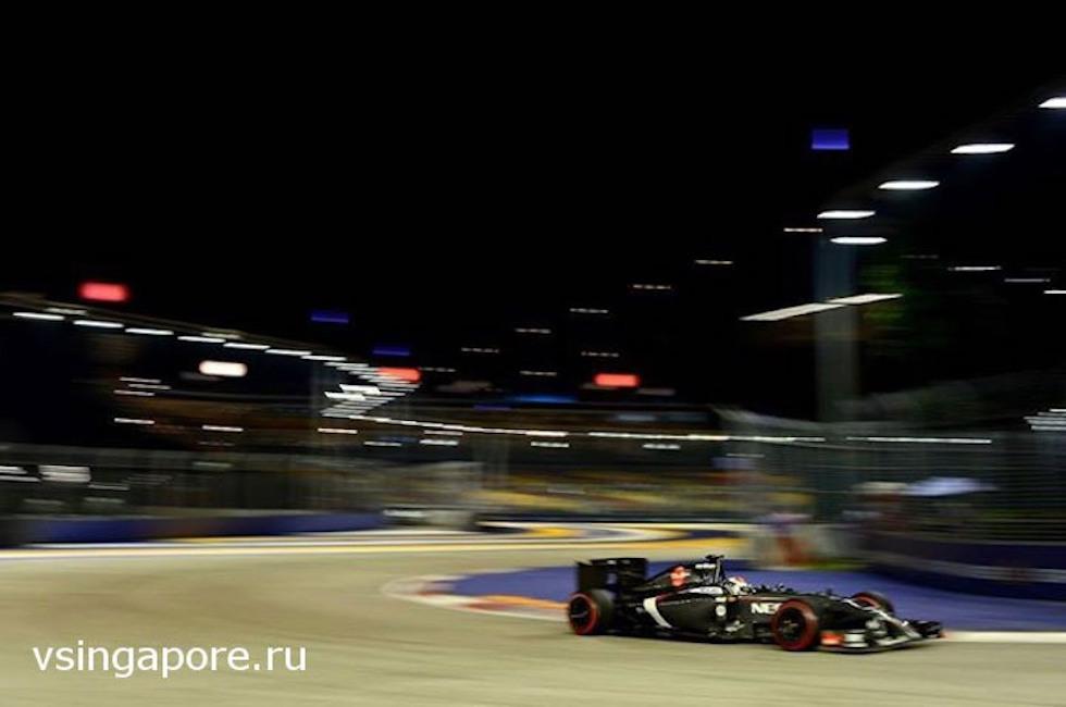 Сингапурская Формула 1