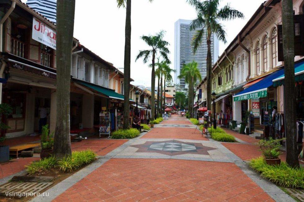 Arab Street в Сингапуре