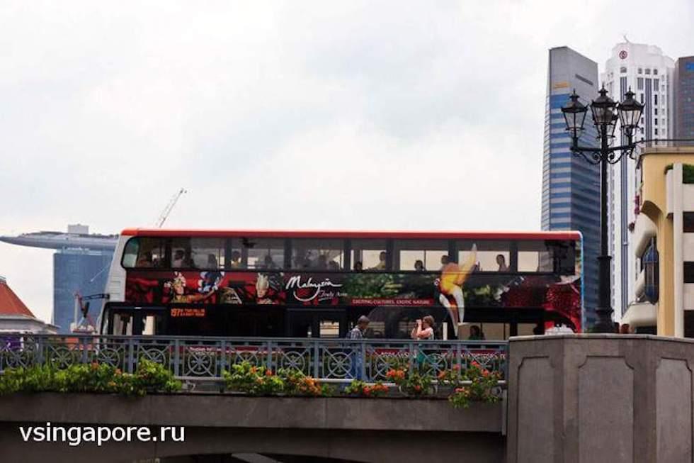 Автобусы Сингапура