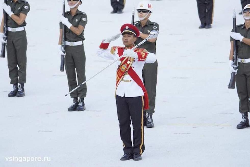 День Независимости в Сингапуре