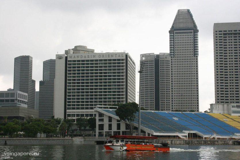 Экскурсия по Сингапуру DUCKtours