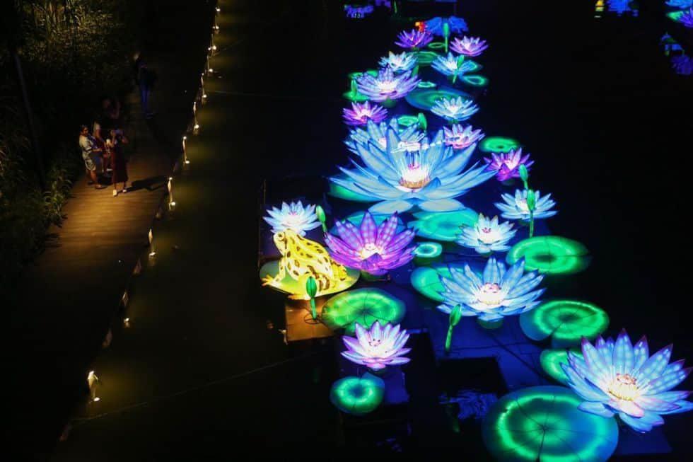 Фестиваль Середины Осени 2019 в Сингапуре