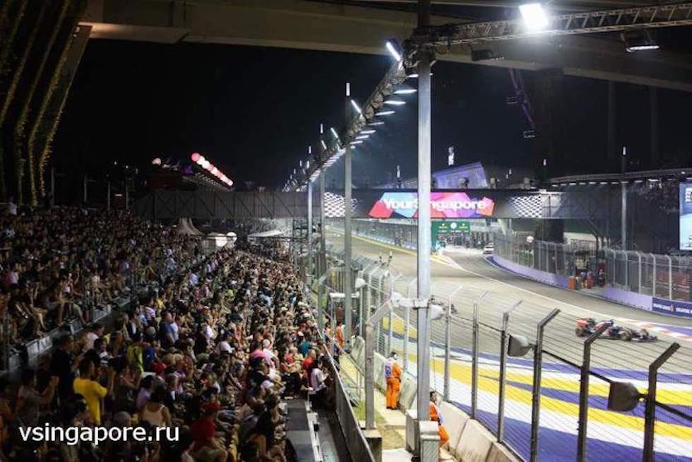 Гран-При Сингапура 2014