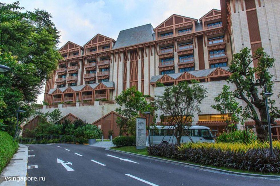 Отель Equarius Hotel