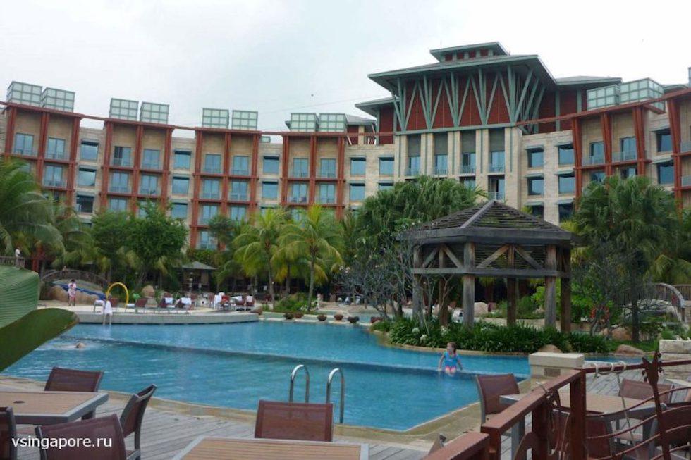 Отель Hard Rock Hotel Singapore