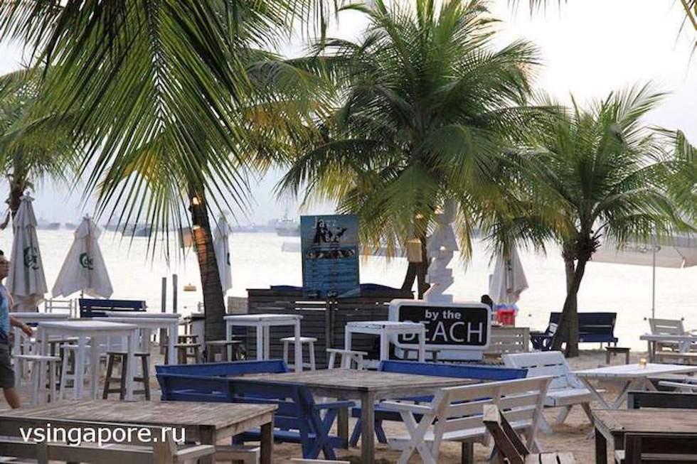 Пляжный клуб COASTES