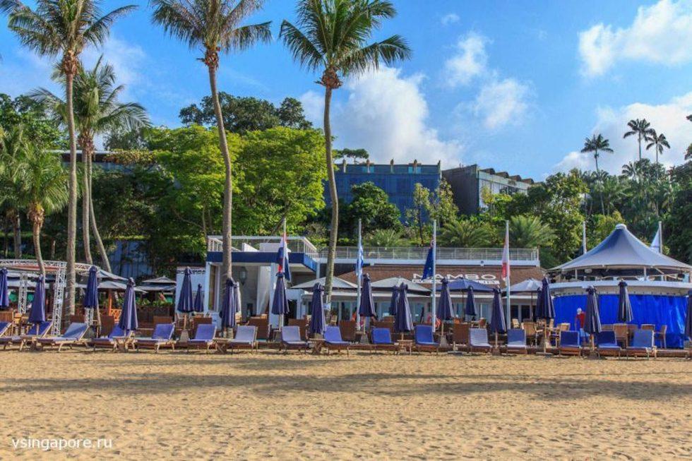Пляжный клуб MAMBO