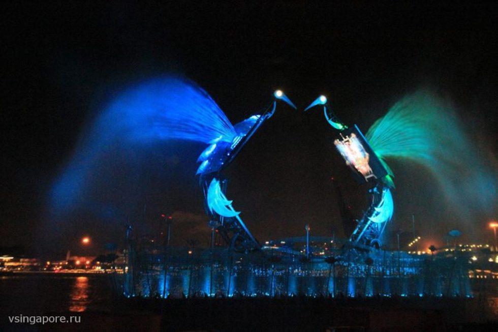 Праздничный Сингапур