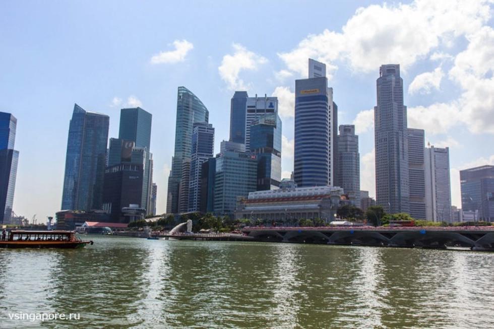 Сингапур - это и страна, и город, и столица