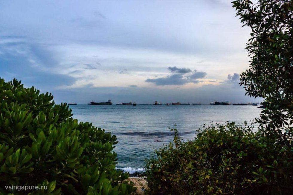 Сингапур - пристанище отчаянных мореплавателей