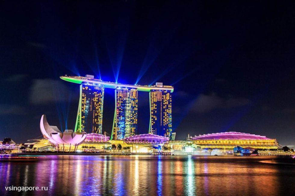 Стана, город и государство Сингапур