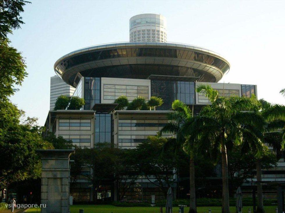 Здание Сингапурского суда