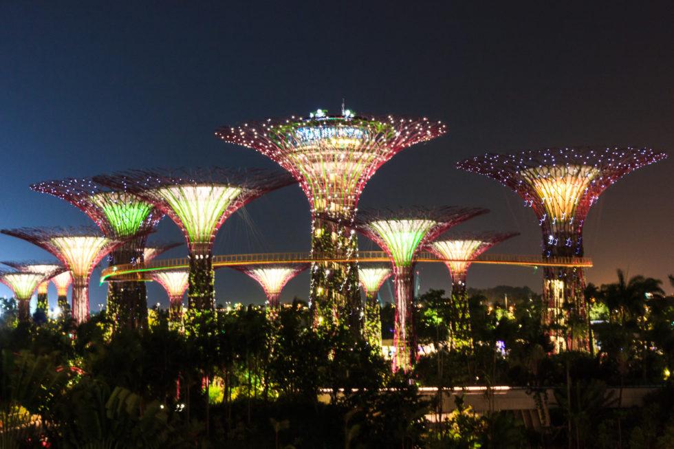 Новый год 2020 в Сингапуре